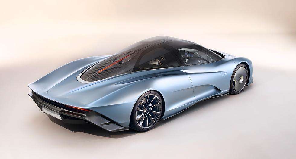 Es el primer 'Hyper-GT' de McLaren. (Foto: McLaren)