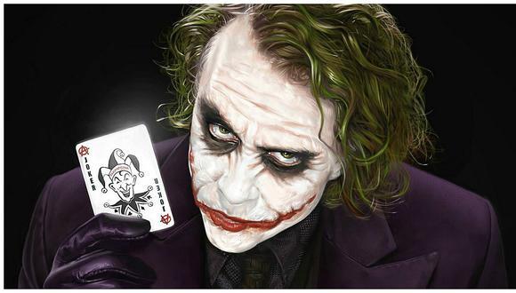 """El Joker de Heath Ledger casi tiene una historia de origen en """"The Dark Knight"""", pero fue descartada (Foto: Warner Bros)"""