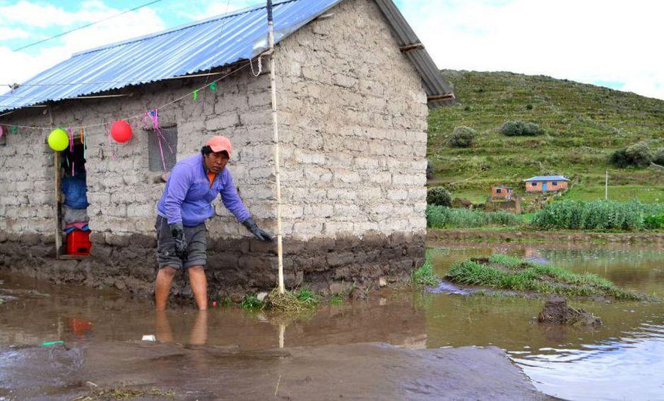 Los niveles acumulados de lluvia alcanzarán los 25 milímetros diarios en la sierra centro y norte, mientras que en la sierra sur bordearán los 20 milímetros (Foto: referencial)