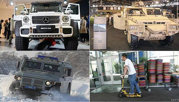 Siete autos militares que pueden comprar los civiles