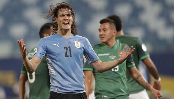 Perú vs. Uruguay: Edinson Cavani fue desconvocado para la próxima fecha triple de las Eliminatorias