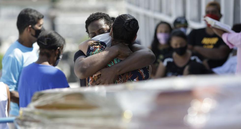 Coronavirus en Brasil | Últimas noticias | Último minuto: reporte de infectados y muertos hoy, domingo 29 de noviembre del 2020 | Covid-19 | (Foto: AP/Silvia Izquierdo).
