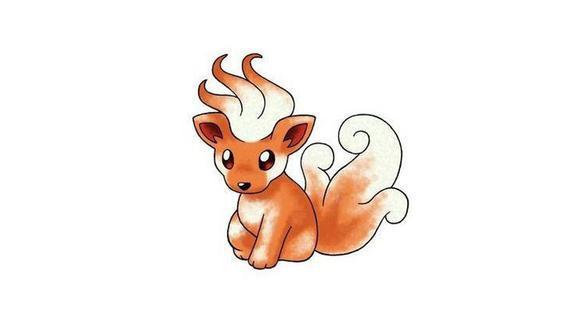 Pokémon: Mikon, la preevolución perdida de Vulpix (Foto: Dr. Lava Pokemon)