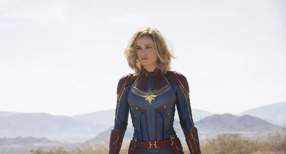 """Captain Marvel"" (2019) – Amazon Prime Video"
