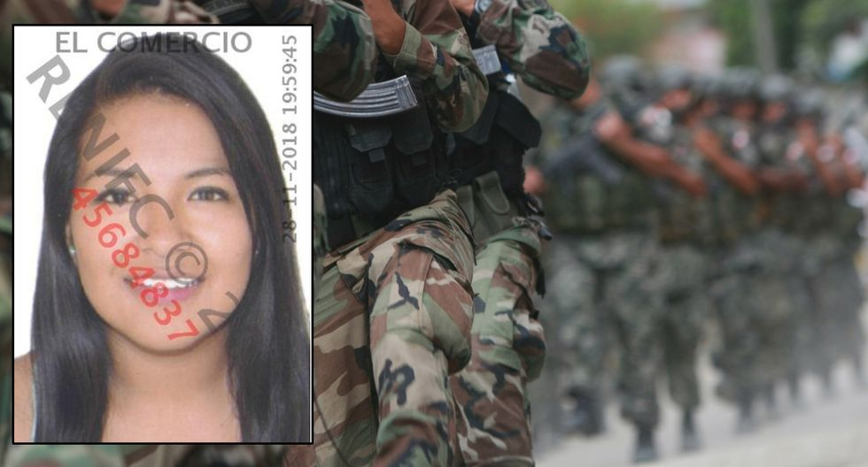 Stefanie Eileen Zegarra Mantilla murió durante práctica militar en San Bartolo.