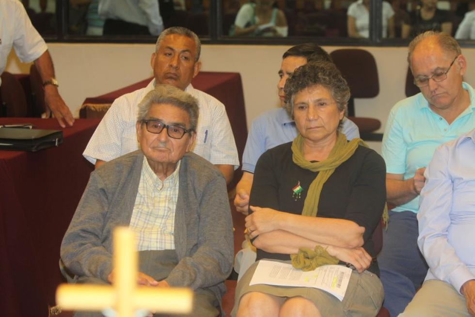 La cúpula senderista en juicio por el atentado de Tarata - 1