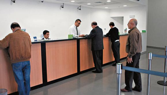 Según FEPCMAC, las tasas de interés para las tarjetas de crédito de las cajas municipales oscilarían entre 35% a 40%. (Foto: GEC)