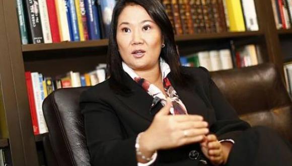 Keiko, la antifujimorista, por Enrique Pasquel