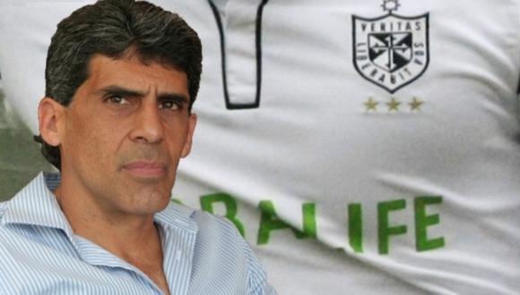 Álvaro Barco se mostró indignado tras lo sucedido con el TAS y Alianza Lima. (Foto: Archivo)