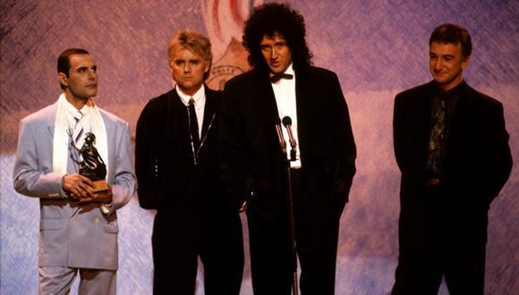 Freddie Mercury: la última aparición pública del cantante en TV