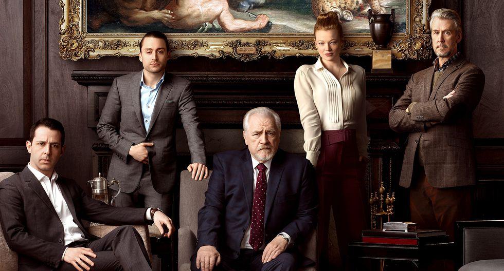 """""""Succession"""". (Foto: HBO)"""
