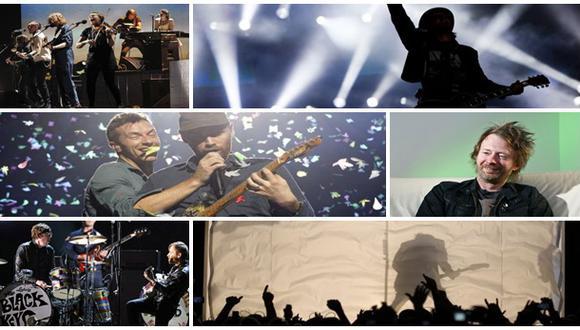 Los nuevos héroes del rock: ¿Quiénes son?