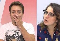 Yiddá Eslava le reclama a Julián Zucchi por una misteriosa llamada telefónica | VIDEO