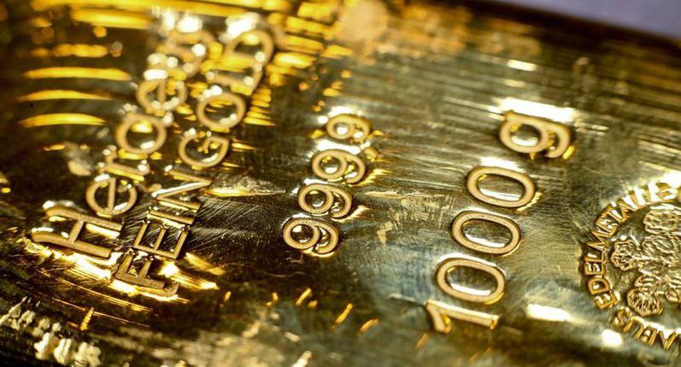 Los futuros del oro en Estados Unidos perdían un 0.4%, a US$ 1,451.40 la onza. (Foto: Reuters)