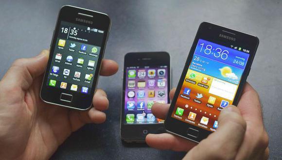 Sector D pasa más tiempo frente a la pantalla de un smartphone - 1