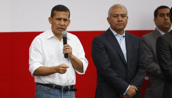 """Wilfredo Pedraza cuestionó que la fiscalía pida la disolución del Partido Nacionalista puesto que """"no se estaría distinguiendo la organización de sus dirigentes"""". (Foto: GEC)"""
