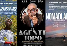 Martes de cine: Tres películas dirigidas por mujeres que compiten por la estatuilla dorada de Hollywood