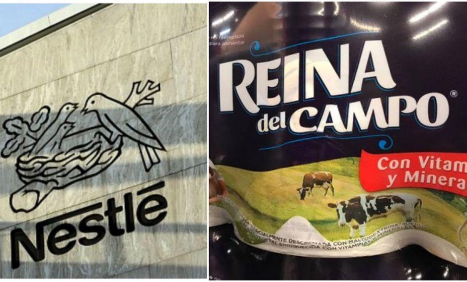 Este martes, Indecopi dio razón de una sanción a las compañías Nestlé Perú y Leche Gloria por una suma total de S/4'262.538 (1.014,89 UIT).
