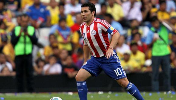 Salvador Cabañas recibió un impacto de bala en la cabeza en enero del 2010 | Foto: CONMEBOL.com