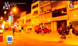 San Martín de Porres: Extorsionadores se apoderan de las calles de Fiori