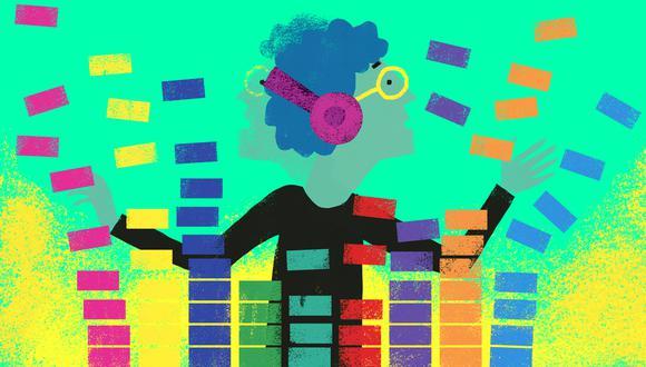 ¿La música pop puede renovarse aún? (Ilustración: Víctor Aguilar / El Comercio)