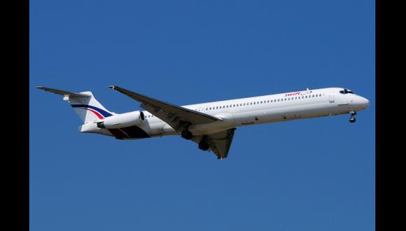 La aerolínea privada española Swiftair confirmó que habían 110 pasajeros y 6 tripulantes. La industria de las aerolíneas está afrontando un momento crítico.(Foto: Reuters)