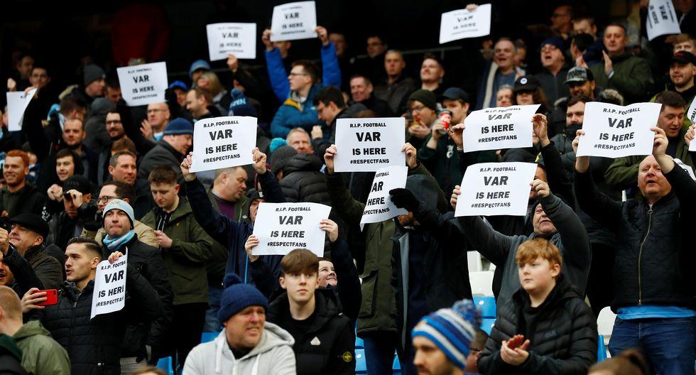 Estas son las mejores fotografías del encuentro entre el Manchester City y el Crystal Palace en la Premier League. Reuters/Jason Cairnduff