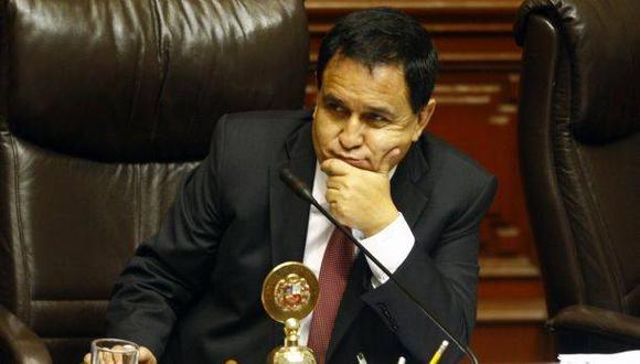 Fredy Otárola: Dosaje etílico del legislador resultó negativo