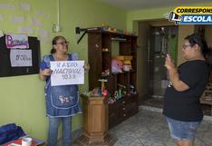 Los olvidados de las clases virtuales: los profesores de la cuarentena en el Callao