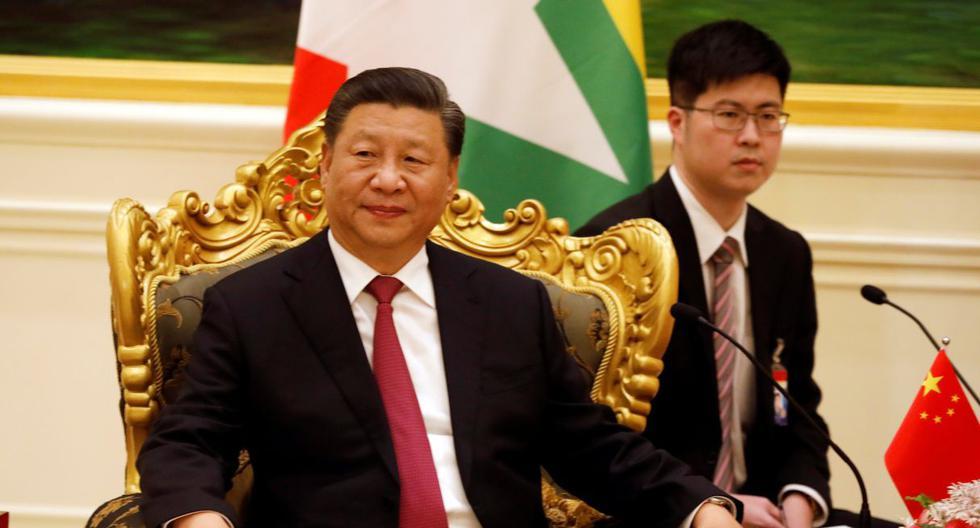 El nombres del presidente Xi Jinping tuvo un problema relacionado con las traducciones del birmano al inglés en Facebook. (Foto: EFE)