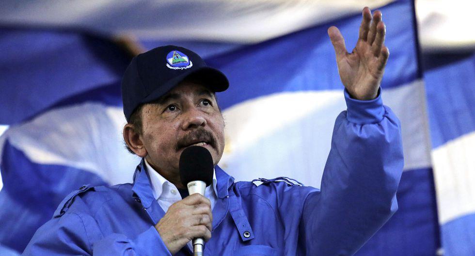 Las protestas fueron en contra del gobierno de Daniel Ortega. (Foto: AFP)