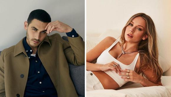 Ester Expósito y Alejandro Speitzer se conocieron en España y desde hace meses mantienen una relación. (@ester_exposito/ @alejandrospeitzer).
