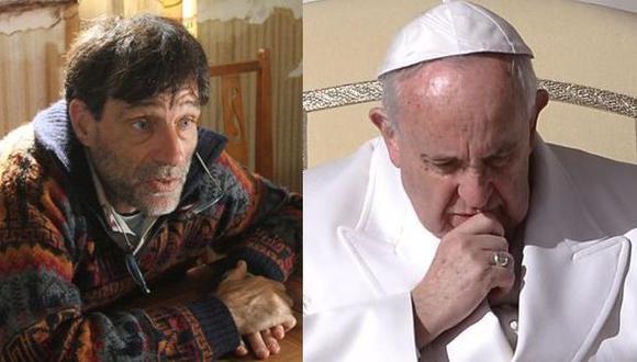 ¿Por qué se declaró en huelga de hambre un amigo del papa?