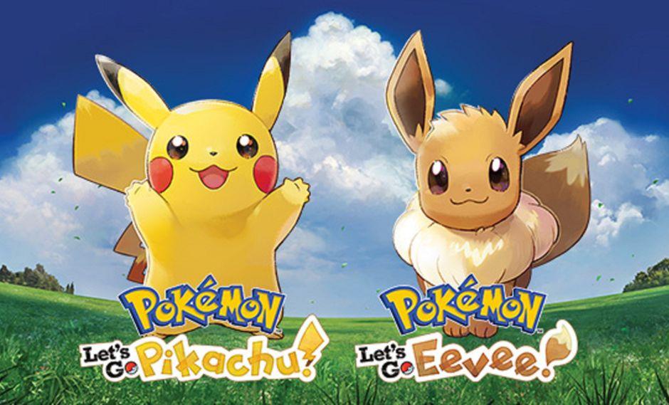 Pokémon Let's Go. (Difusión)