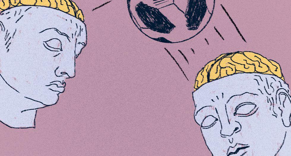 Entrenamiento mental, por Carlos Galdós. (Ilustración: Nadia Santos)