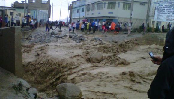 Huaicos en Chosica dejaron 5 muertos y 6 desaparecidos