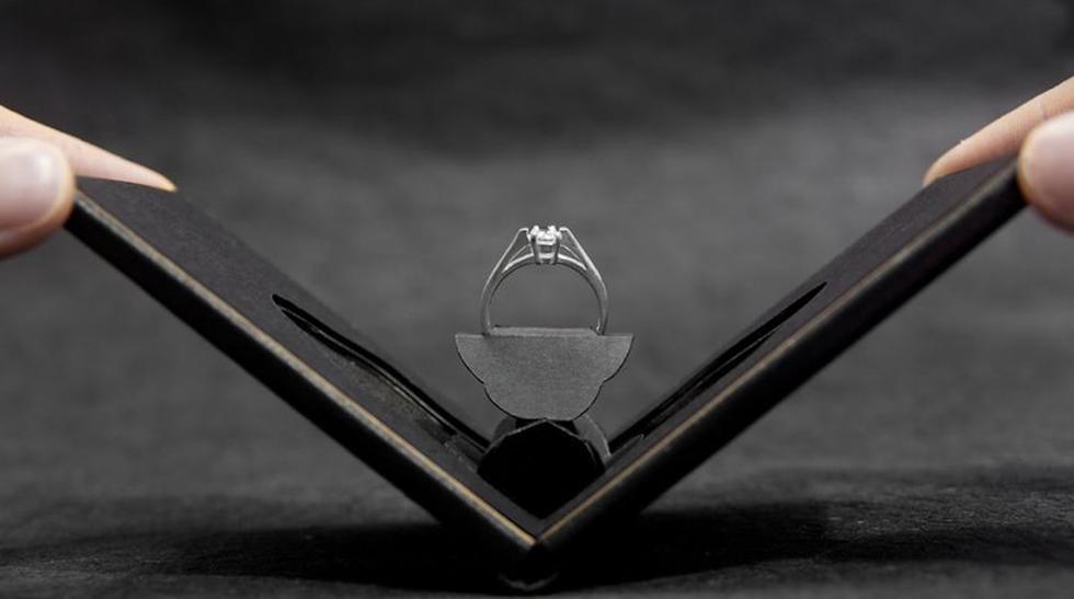 """Oculta tu anillo de compromiso en esta caja """"mágica"""" - 2"""