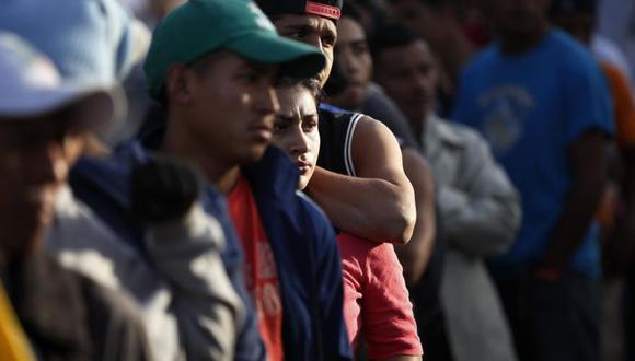 Miles de personas, a menudo familias con hijos, se verán afectados por esta medida que representa un punto y aparte en la política migratoria estadounidense. (Foto: AP)
