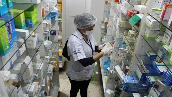 El funcionario precisó que los fármacos genéricos tienen la misma calidad y garantía que los de marca y que su precio es hasta cinco veces menos. (Difusión)