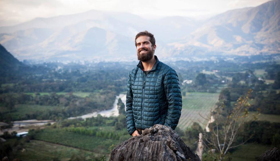 """""""La mejor manera de aprender nuevas experiencias es viajando"""", nos dice Luciano. (Foto: Facebook/ Viaja y Prueba)"""
