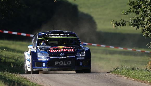 WRC 2015: Sebastien Ogier ganó el Rally Alemania