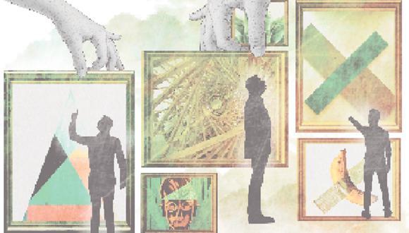 ¿Cómo explicar la relación antagónica entre el arte moderno y los museos? (Ilustración: Rolando Pinillos)
