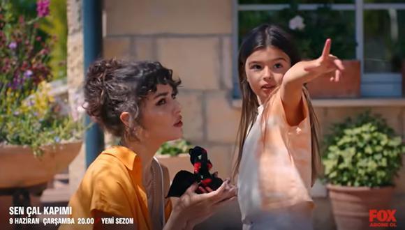 En los avances de la nueva temporada de la telenovela turca se ve a la hija de Eda y Serkan (Foto: Love Is in the Air / MF Yapım)