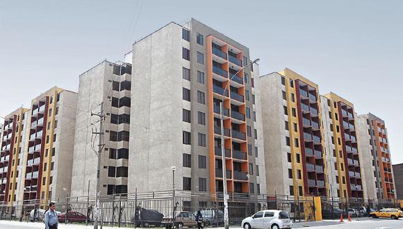 A pesar de que la oferta de viviendas en Lima norte no cubre el total de la demanda insatisfecha, son varios los proyectos que se vienen gestando en los distritos que forman parte de este sector urbano. FOTOS: PAO FLORES/ EL COMERCIO