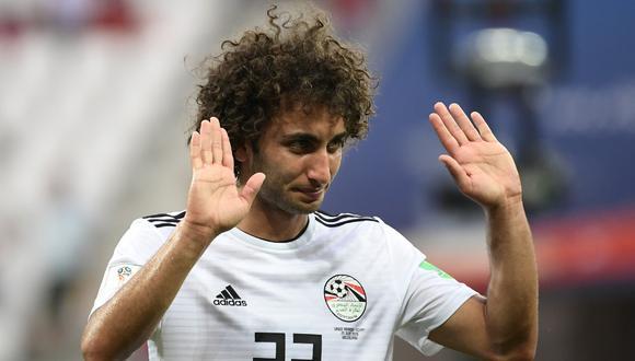 El jugador de 25 años fue excluido de su selección tras haber sido acusado de acoso por varias mujeres que difundieron en redes capturas de mensajes insistentes, así como un video con imágenes obscenas. (Foto: AFP)