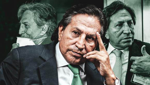 Alejandro Toledo afrontaría un proceso de extradición de Estados Unidos por el caso Ecoteva. (Foto: Archivo Grupo El Comercio)