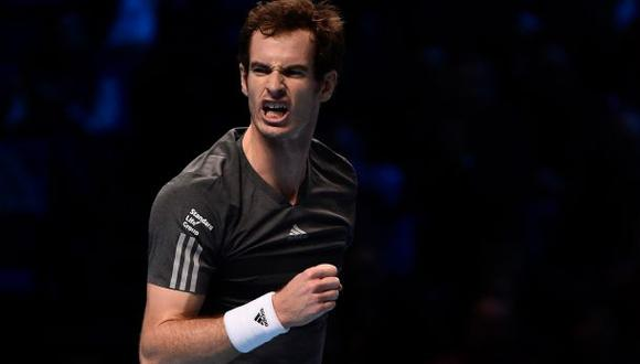 Masters de Londres: Murray ganó y Roger Federer debe esperar