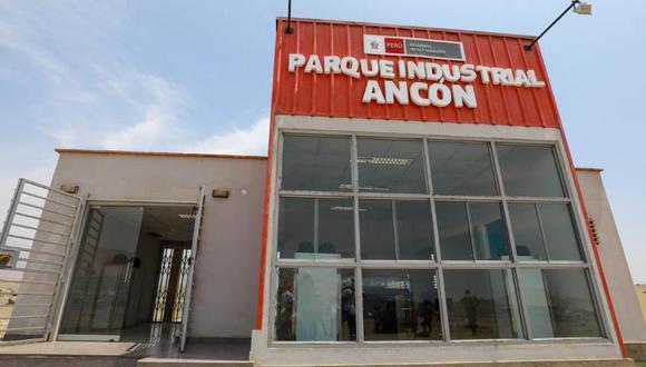 La puesta en marcha del Parque Industrial de Ancón generará más de 160,000 empleos formales. (Foto: GEC)