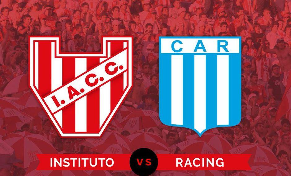 Racing vs Instituto de Córdoba EN VIVO: este miércoles por el Torneo de Verano. (Foto: Twitter Racing)