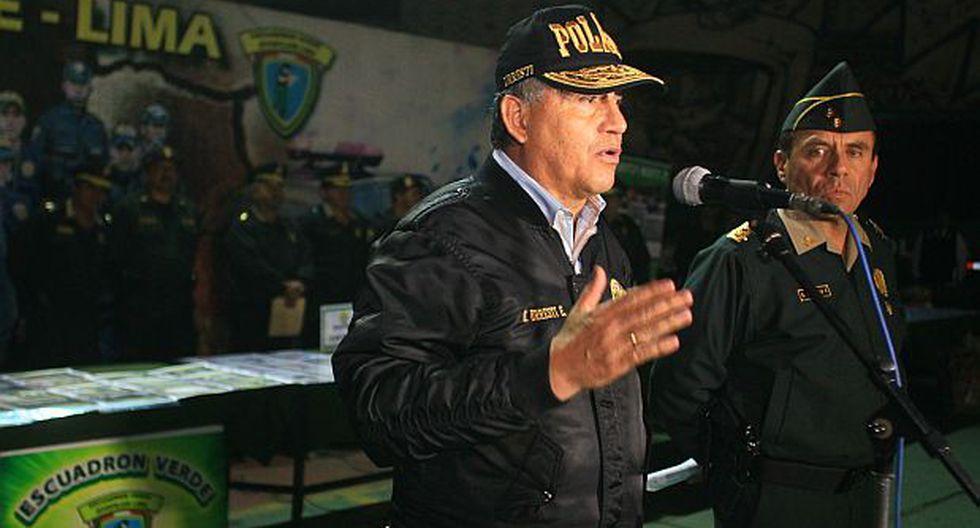 Urresti alertó que algunos candidatos denuncian falsas amenazas